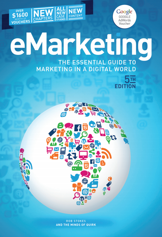 Actual Free copy of Quirk's - 5th edition, eMarketing: The ...
